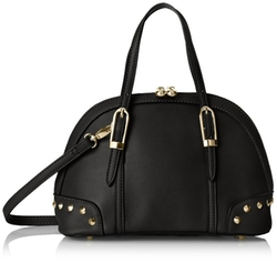 MG Collection - Irina Mini Studded Satchel Bag