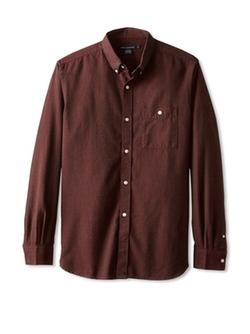 French Connection - Grindle Long Sleeve Shirt