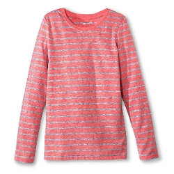 Cherokee - Striped Long Sleeve Tee