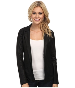 Lucky Brand  - Coated Active Blazer