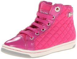 Geox - High-Top Qui Sneakers