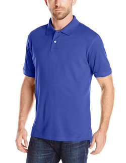 American Icon  - Short-Sleeve Solid Polo Shirt