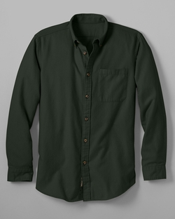 Eddie Bauer - Flannel Relaxed Fit Shirt