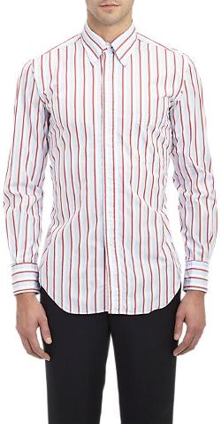 Thom Browne - Stripe Poplin Shirt
