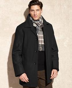 London Fog  - Alden Wool Car Coat