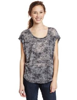 Volcom - Juniors Moclov Circle Tee Shirt