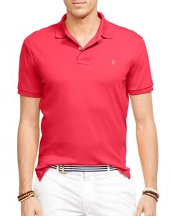 Polo Ralph Lauren - Soft Touch Classic Polo Shirt