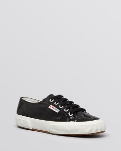 Superga - Flat Lace Up Sneakers