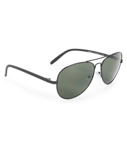 Aero - Solid Aviator Sunglasses