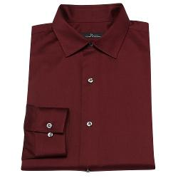 Marc Anthony  - Slim-Fit Solid Easy-Care Spread-Collar Dress Shirt