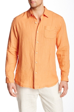 Tommy Bahama  - Beachy Breezer Long Sleeve Regular Fit Shirt
