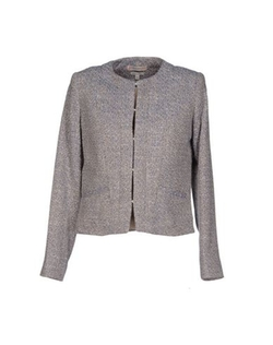 Paul & Joe Sister - Round Collar Tweed Blazer