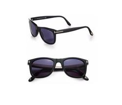 Tom Ford Eyewear - Leo Wayfarer Sunglasses