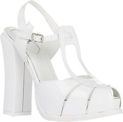 Fendi - Chameleon Slingback Sandals