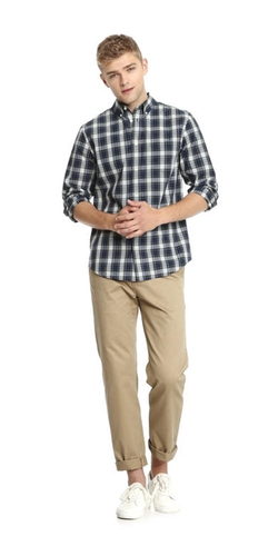 Joe Fresh - Men's Plaid Shirt
