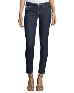 True Religion  - Swarovski Crystal-Embellished Basic Legging Jeans
