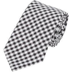 Rag & Bone  - Gingham Check Neck Tie