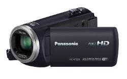 Panasonic - HC-V520 HD Digital Camcorder