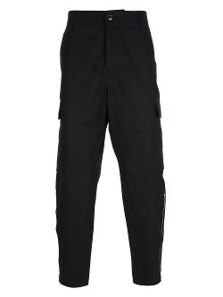 Alexander Mcqueen - Tapered Cargo Trousers