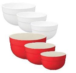 Emile Henry  - 3-Piece Mixing Bowl Set