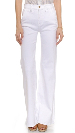 7 For All Mankind - High Waisted Fashion Trouser Jeans