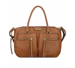 Nine West - Just Zip It Medium Satchel Bag