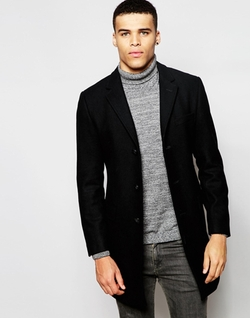 Esprit - Wool Overcoat
