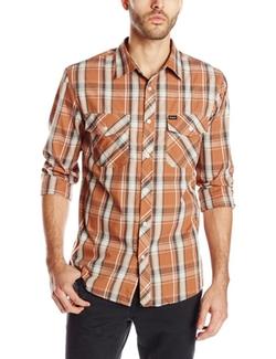Brixton - Memphis Long Sleeve Woven Shirt