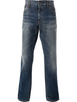 Dolce & Gabbana  - Medium Wash Jeans