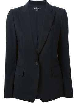 DKNY   - Single Button Blazer
