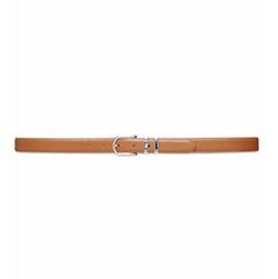 Lauren Ralph Lauren - Embossed Leather Multi Keeper Belt