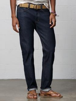 Ralph Lauren - Slim-Fit Selvedge Jean
