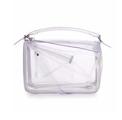 Loewe  - Puzzle Transparent Bag