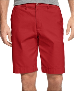 Tommy Hilfiger - Classic-Fit Chino Shorts