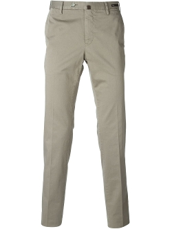 Pt01 - Super Slim Fit Chino Trousers