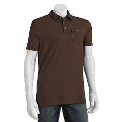 Apt. 9 - Solid Modern-Fit Polo Shirt
