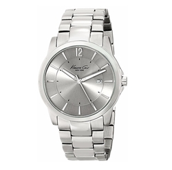 Kenneth Cole New York  - KC3915 Iconic Stainless Steel Watch