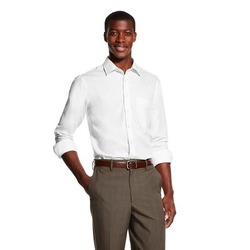Merona - Regular Fit Dress Shirt
