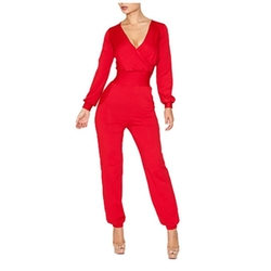 Waooh - Low-Necked Danica Jumpsuit