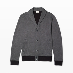 Club Monaco - Double-Knit Snap Shawl