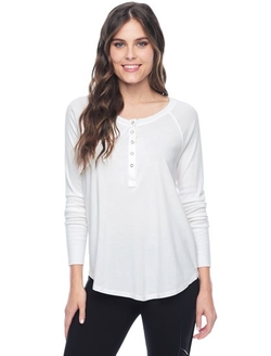 Splendid - Vintage Whisper Henley Top