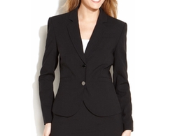 Calvin Klein - Two-Button Blazer