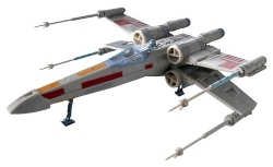 Revell  - X-Wing Fighter Plastic Spacecraft Model Building Kit