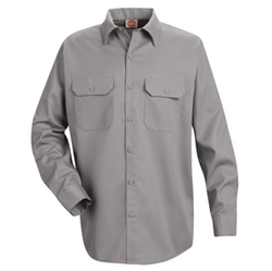 Red Kap - Utility Long Sleeve Work Shirt