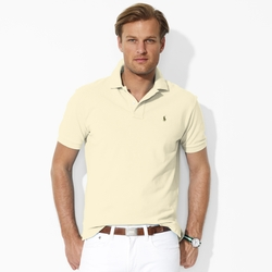 Ralph Lauren - Classic-Fit Mesh Polo Shirt
