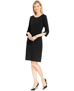 Charter Club - Textured Sheath Dress