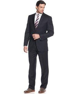 Tasso Elba  - Herringbone Suit