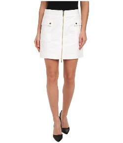 Michael Michael Kors - Cargo Zip Mini Skirt