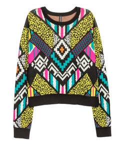 H&M - Jacquard-Knit Sweater