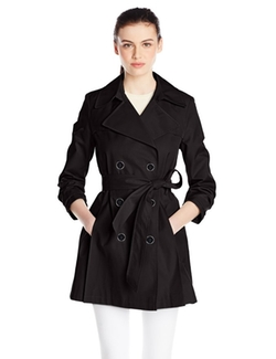 Via Spiga - Classic Double-Breasted Trench Coat